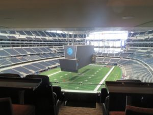 Dallas Cowboys Suites - Ring of Honor