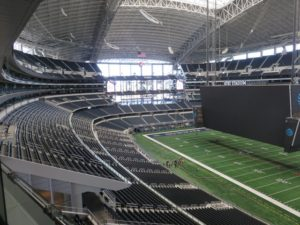 Dallas Cowboys Suites - Star Level