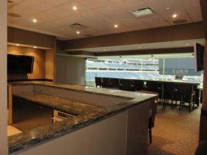 Dallas Cowboys Suites - Hall of Fame Level