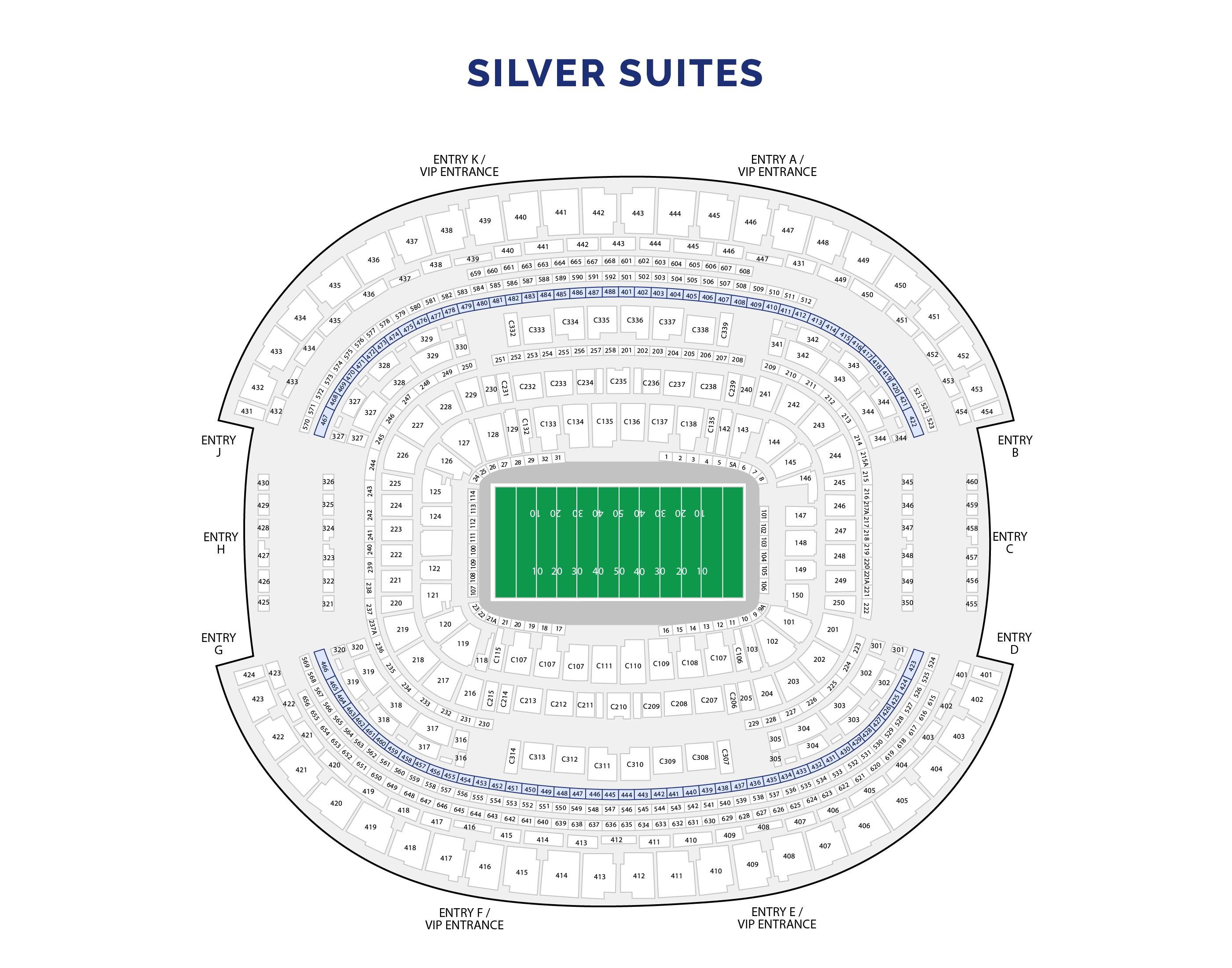 Silver Suites