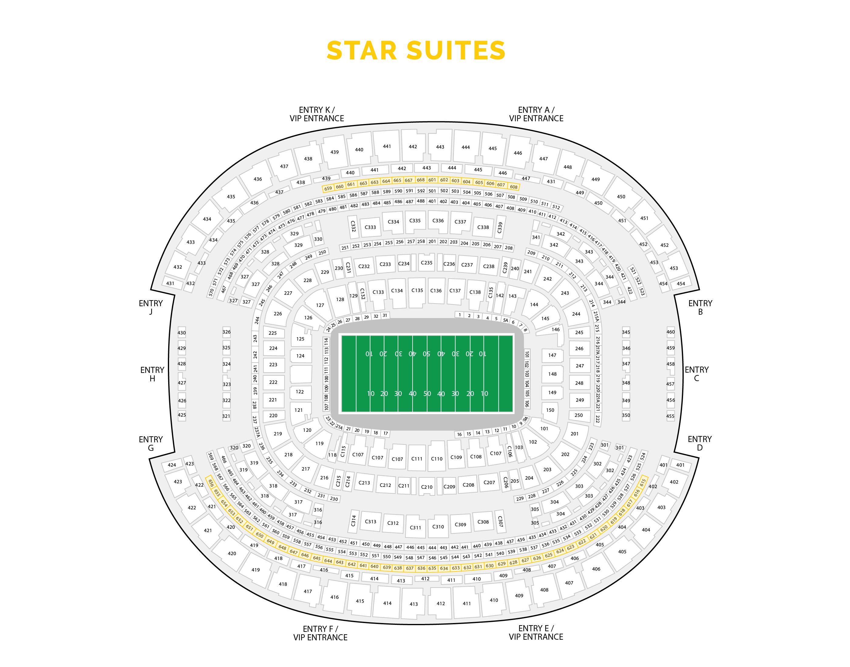 Star Suites