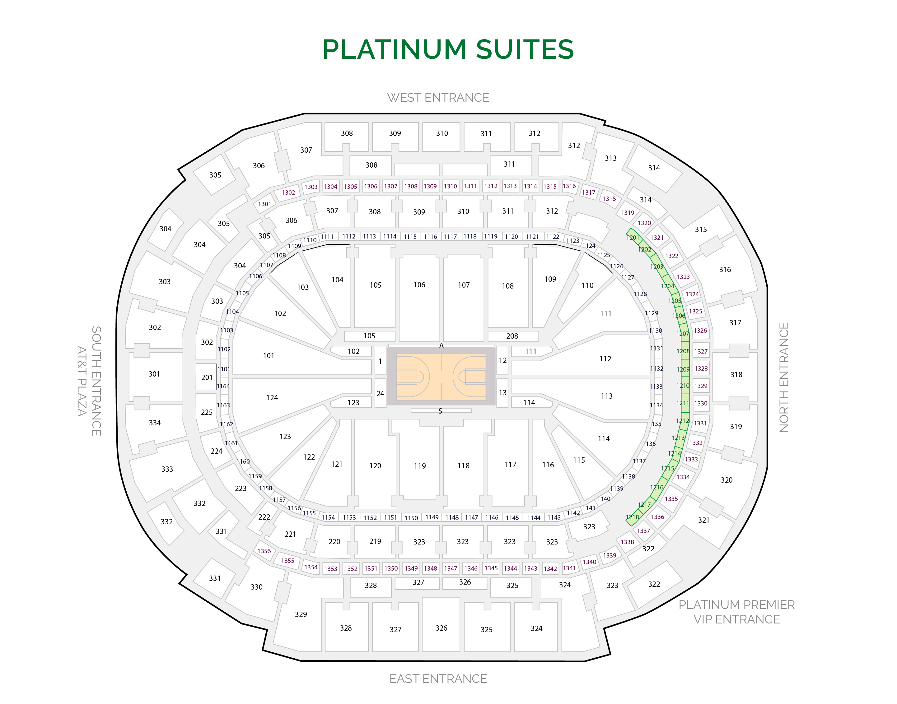 Dallas Mavericks Suites And Luxury Boxes By Metro Tickets